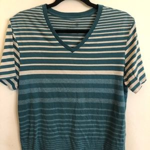 Men`s striped shirt